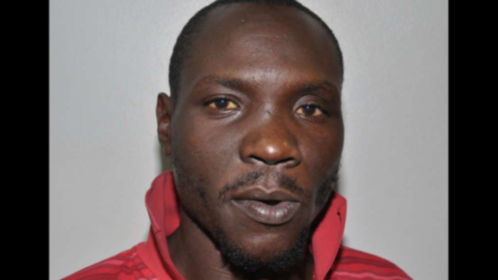 Keston Kelly, 33, is charged with rape and grievous sexual assault of an 18-year-old girl.