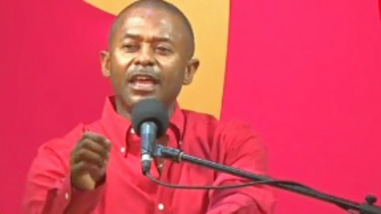 Barbados Labour Party (BLP) candidate for St Michael West Central, Ian Gooding-Edghill,