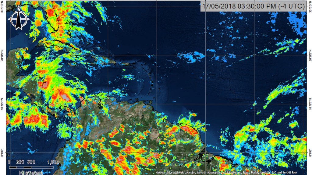 Photo: Trinidad and Tobago Meteorological Service