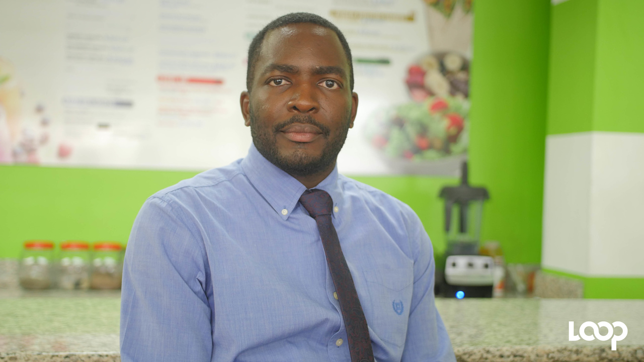 St Thomas native, Royan Campbell is the Managing Director of Sure Financial Services, a micro-lending firm started he started from his home in June 2011.