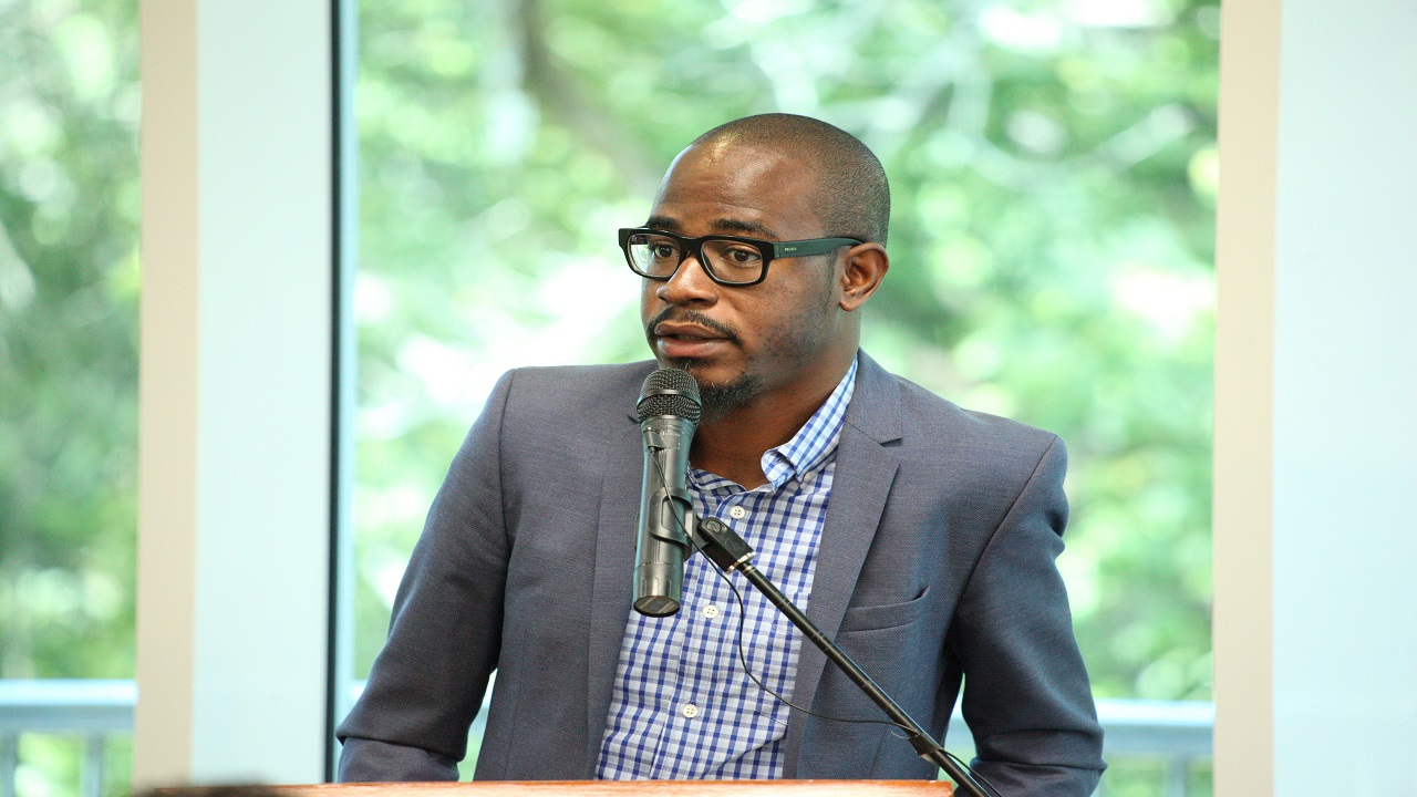 Tyrone Wilson, iCreate Founder and CEO