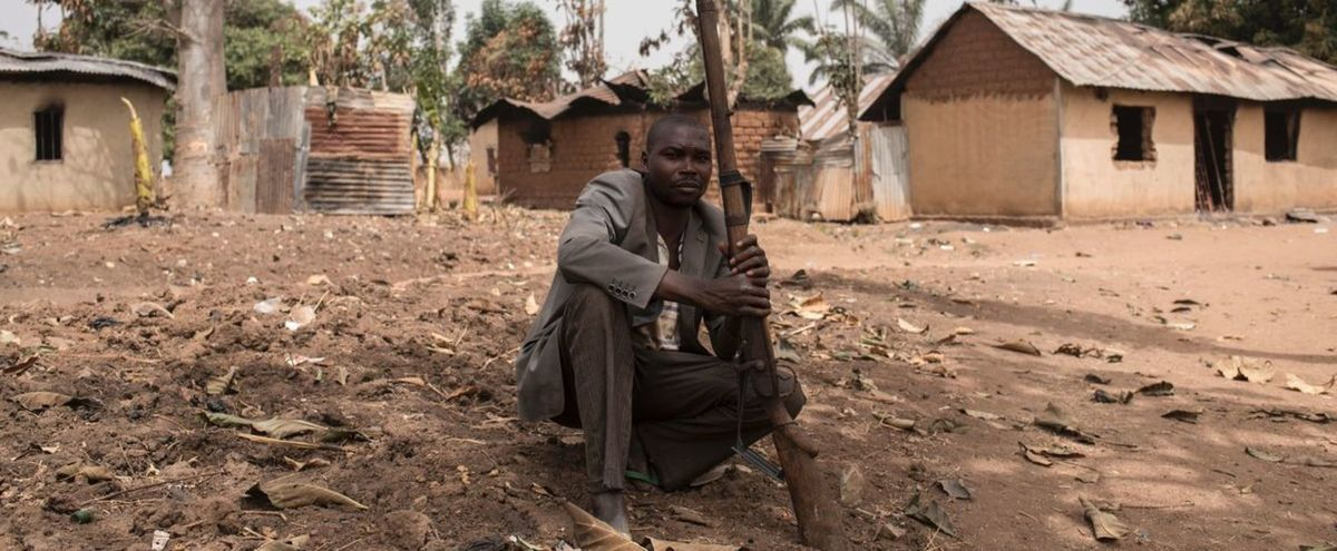 """""""Le bilan est désormais de 71 morts"""", a expliqué l'émir de la région Alhaji Zubairu Mai Gwari II à l'AFP, contre 45 précédemment rapportés. (crédit photo : AFP)"""