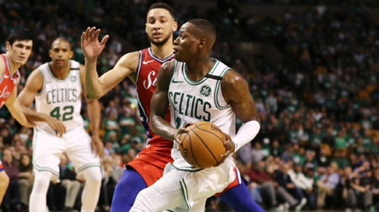 Rozier, Tatum help Celtics beat 76ers 117-101 in Game 1