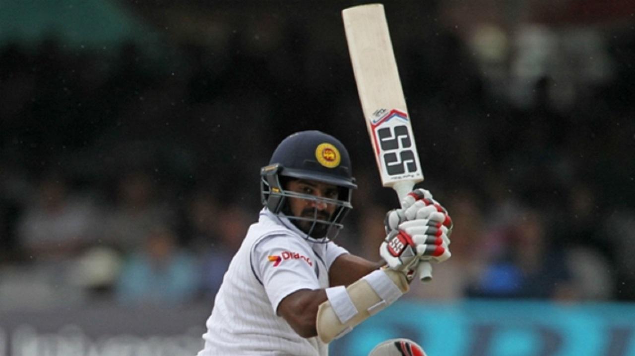 Sri Lanka batsman Kusal Perera.
