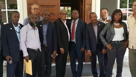 Les maires haïtiens et dominicains veulent améliorer leur relation. Photo: Hoy Digital