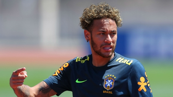Brazil and PSG star Neymar.