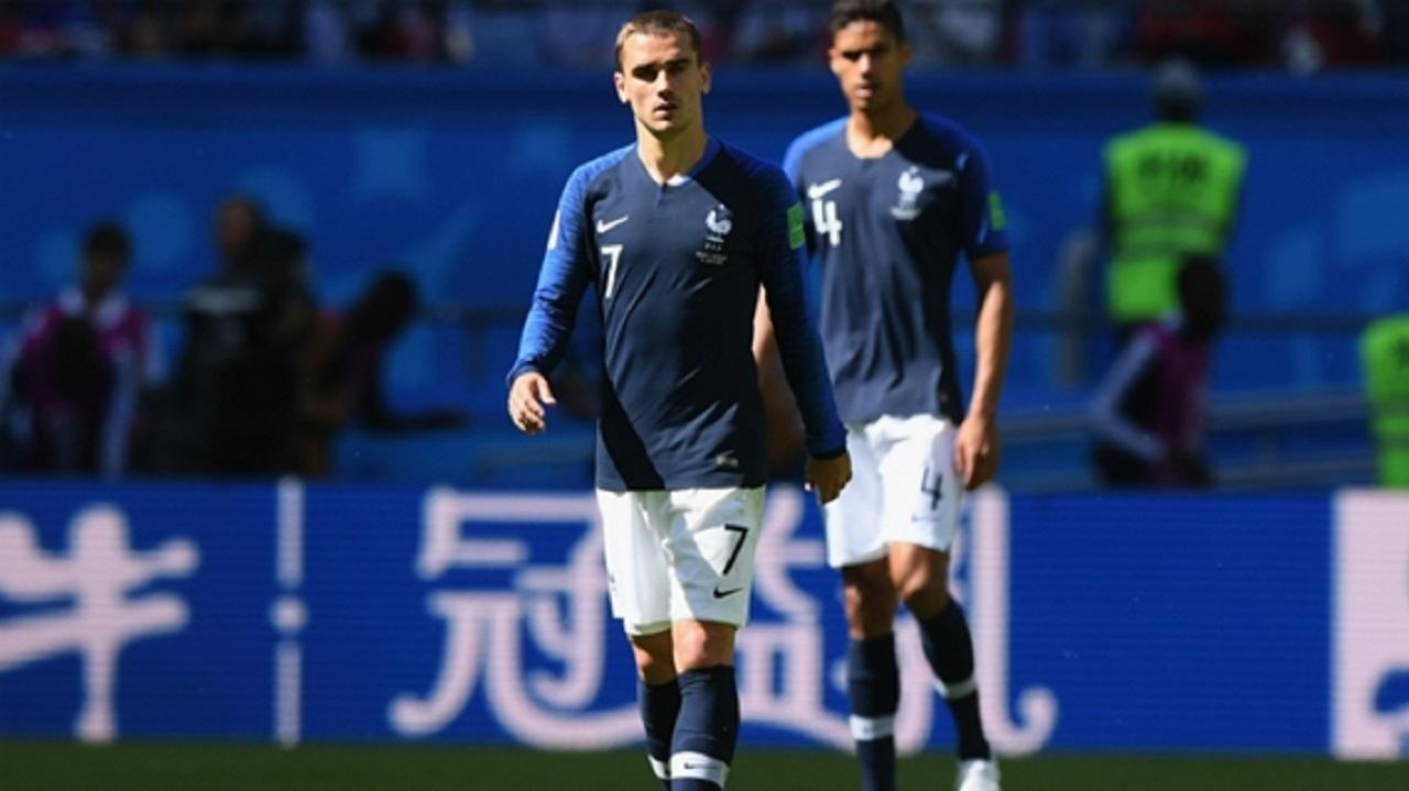 France star Antoine Griezmann.