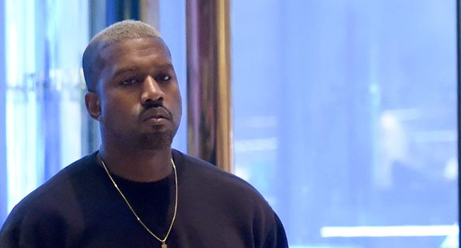 """Kanye West mentionne aussi Stormy Daniels, star du cinéma pornographique qui affirme avoir eu une relation avec Donald Trump, dans """"All Mine"""", consacré à l'adultère, sans citer le nom du président des Etats-Unis. (crédit photo : AFP)"""