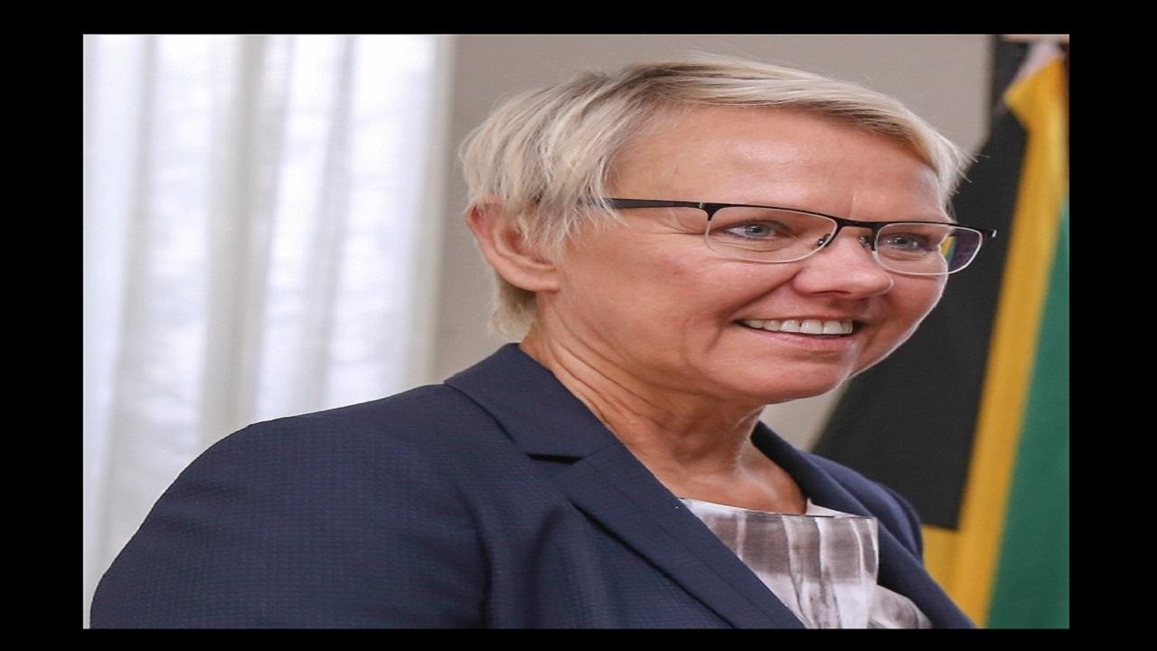 EU Ambassador to Jamaica, Malgorzata Wasilewska.