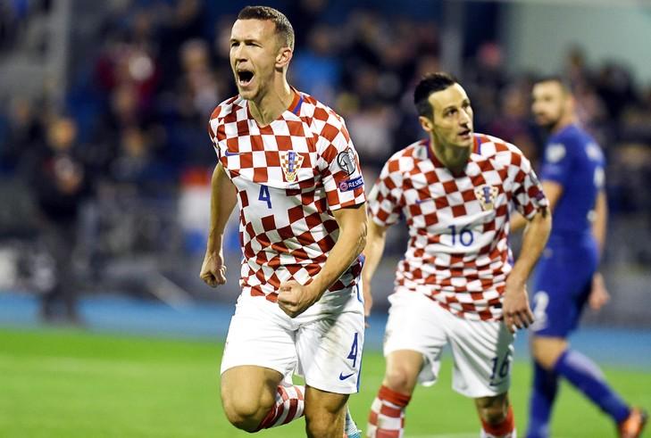Fiche de la sélection nationale de Croatie. (crédit photo : AFP)