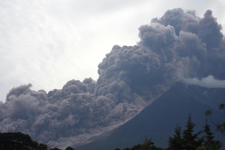 La catastrophe a fait aussi 20 blessés et affecté 1,7 million de personnes à divers degrés, selon la protection civile. (Crédit photo : AFP)