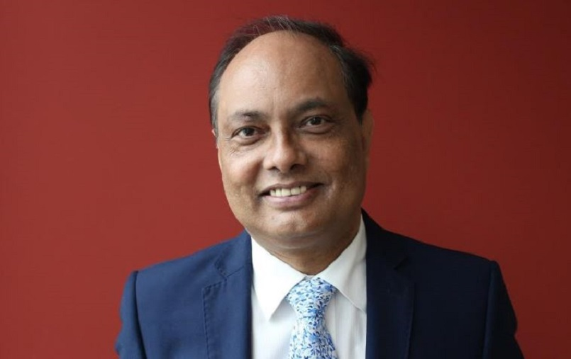 Photo of Anwar Choudhury provided by Governor's  office