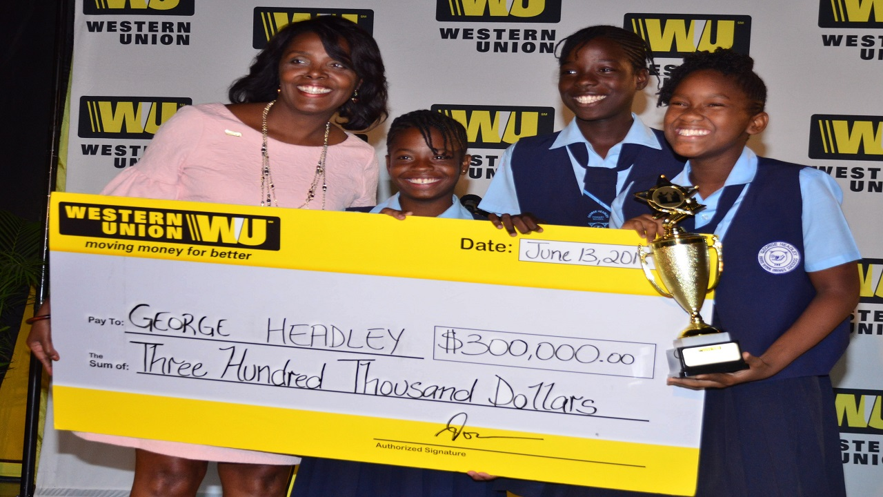 Located in Duhaney Park, St Andrew, George Headley Primary School edged a confident Corinaldi Avenue Primary in the final to claim their second consecutive hold on the debating crown.