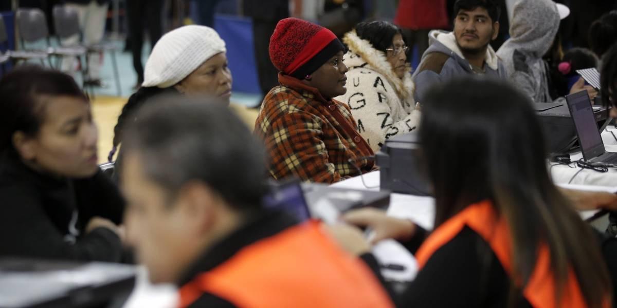 Les Chiliens veulent à changer leur système de santé pour les Haïtiens. Photo: Publimetro