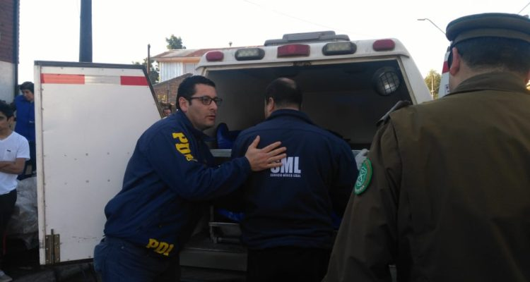Trois Haïtiens retrouvées morts dans une maison au Chili. Photo: Bibiochile