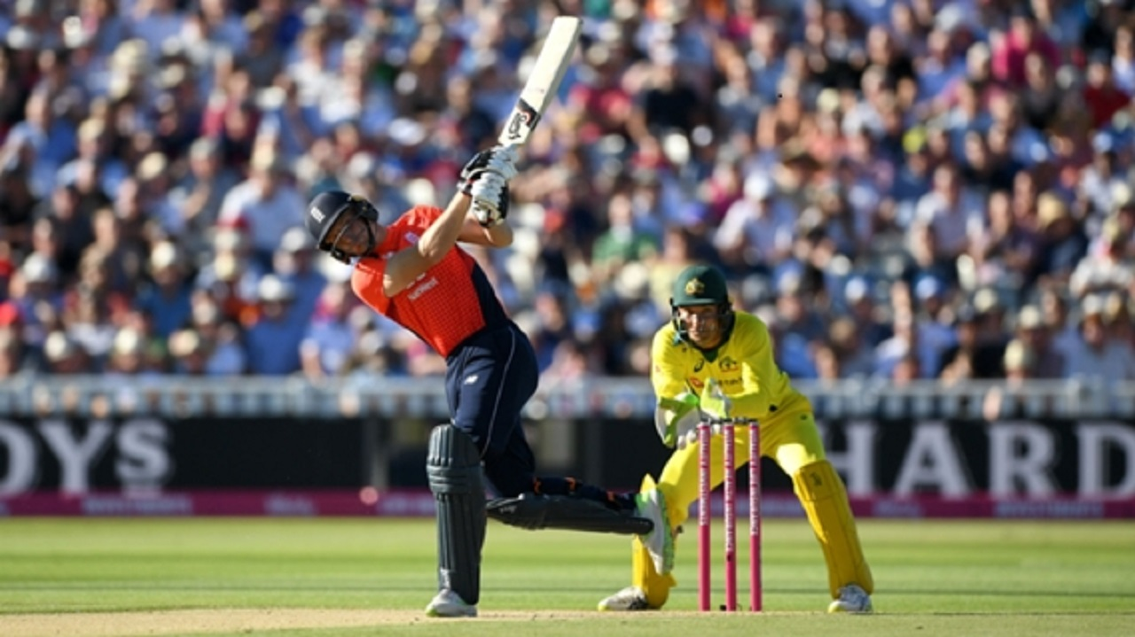 Jos Buttler smashes Australia to victory again.