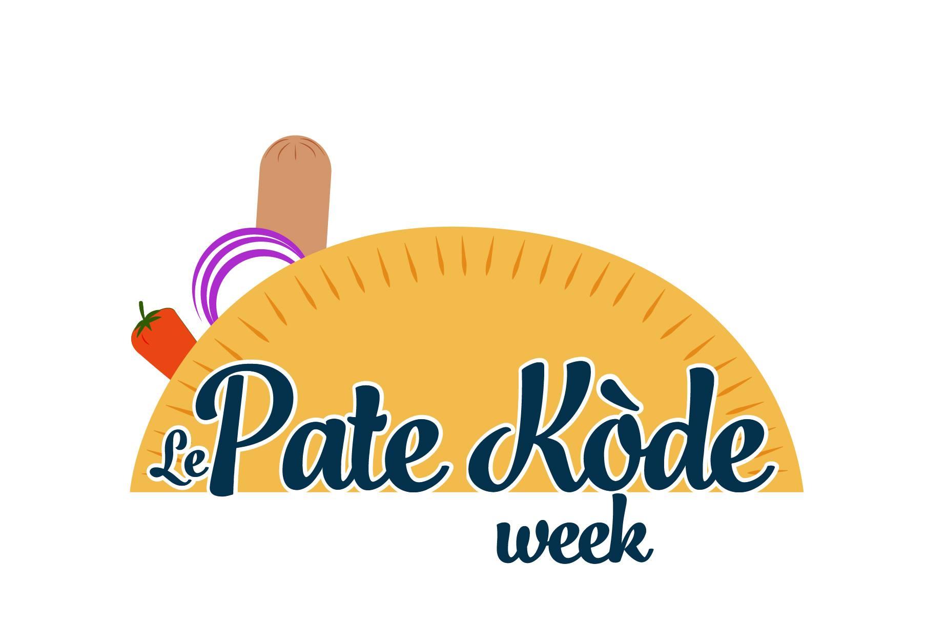 Pate Kòde Week, pour la valorisation de nos chefs et de nos produits locaux.