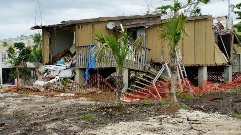 La Floride et les Caraïbes sont sur le qui-vive alors que les stigmates des tempêtes de l'an dernier sont encore visibles. (crédit photo : AFP)