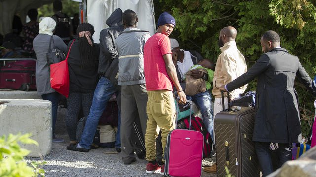 Le Canada dépense 5 millions pour les Haïtiens et les autres migrants