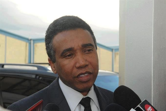 Le sénateur dominicain, Felix Bautista/ Photo: Listin Diario