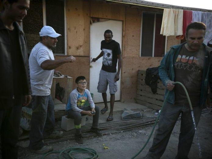 Du Brésil au Mexique, la vie difficile de ces migrants haïtiens