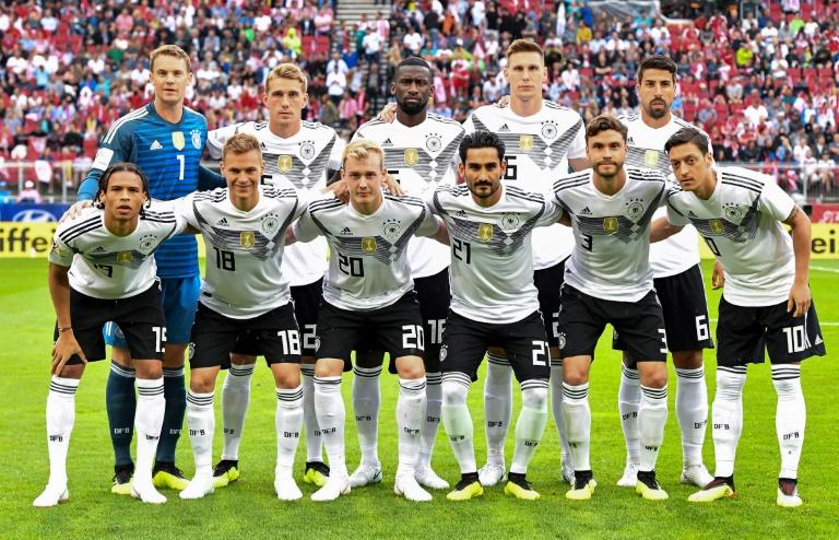 Allemagne, pays vainqueur  de la dernière phase finale de Coupe du Monde (2014). (crédit photo : AFP)