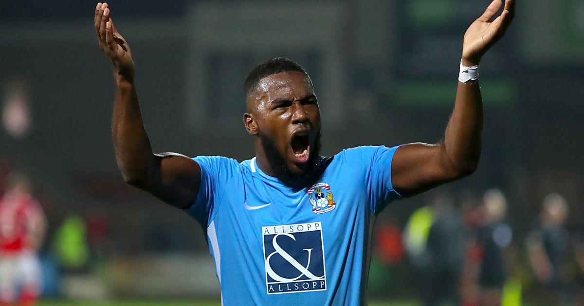 Transfert: Duckens Nazon bientôt première division Belge? Photo:Birmingham Mail