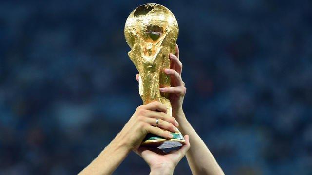 Les pays gagnants de chaque édition de Coupe du Monde avant 2018. (crédit photo : AFP)