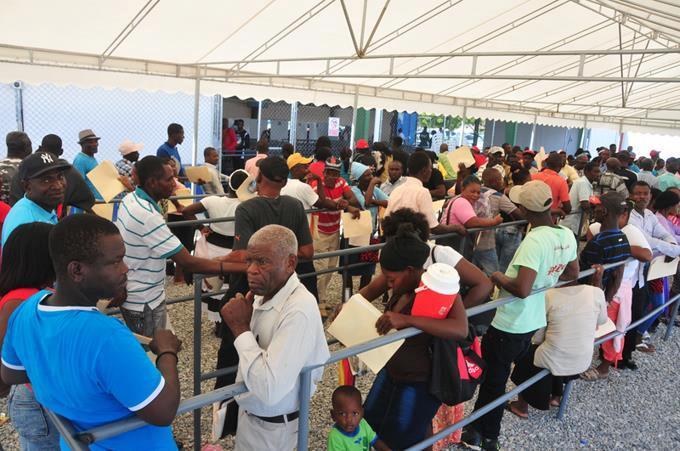 Plus de 80% des immigrants en RD sont des Haïtiens, selon une enquête Photo: Listin Diario