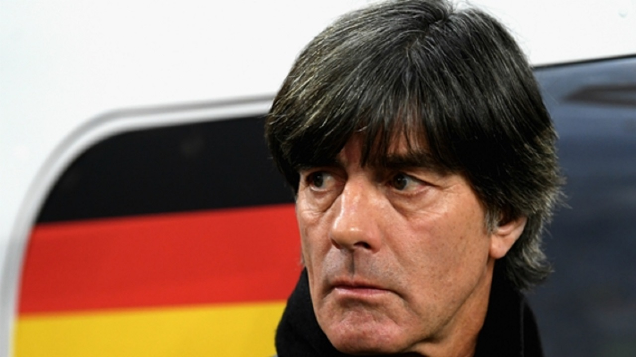 Germany head coach Joachim Low.