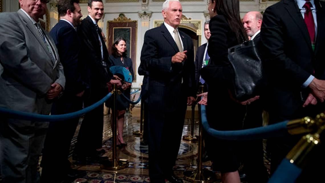 Les Etats-Unis exclut Haiti d'une réception de la Maison Blanche. Photo: Miami Blanche