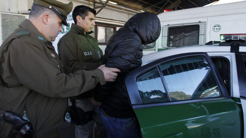 Un Haïtien arrêté au Chili pour avoir violé une fille de 12 ans. Photo: Radio Agricultura
