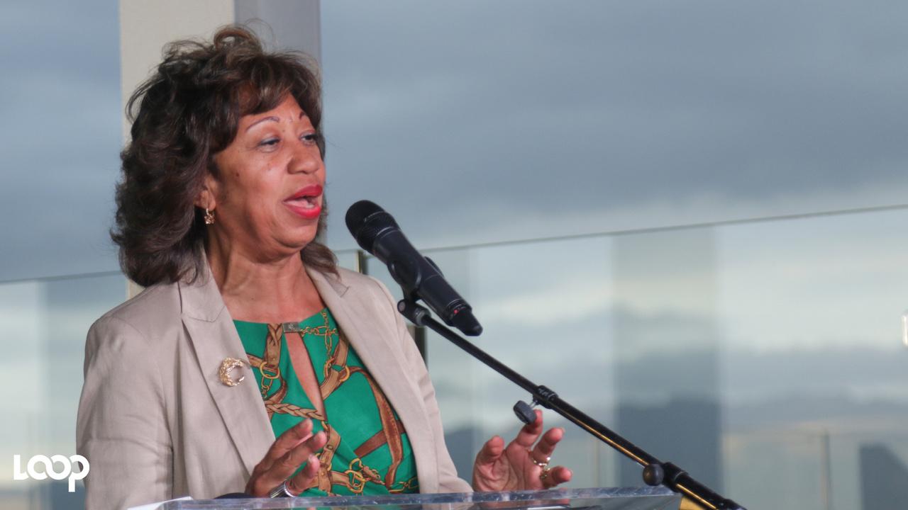 President of JAMPRO, Diane Edwards.