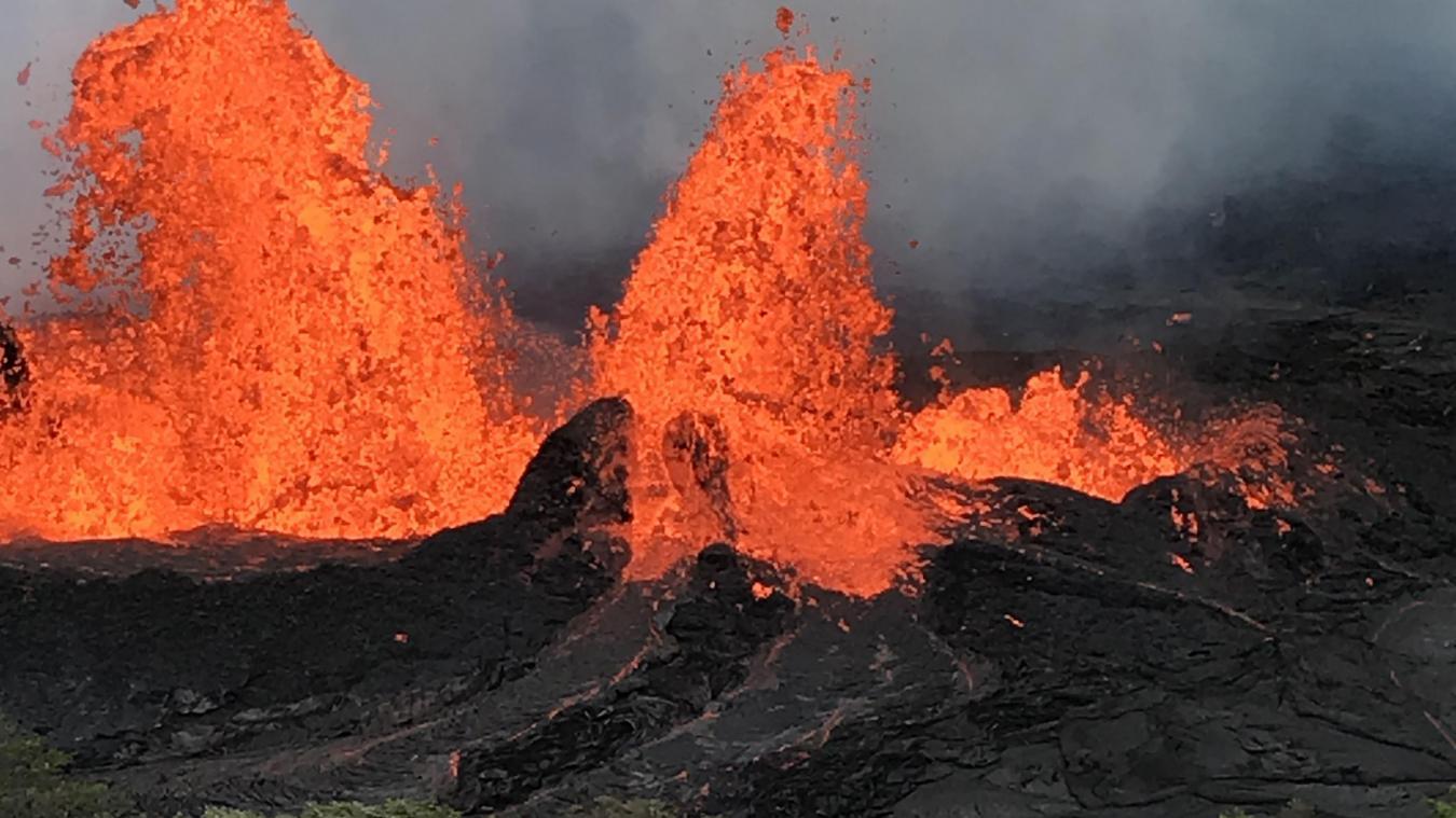 La plus célèbre éruption volcanique de l'histoire est celle du Vésuve qui a détruit Pompéi et Herculanum en 79 après JC. (crédit photo : AFP)