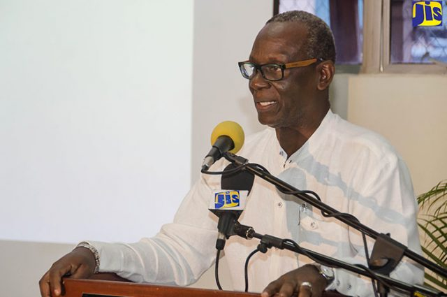 Desmond McKenzie (file photo)
