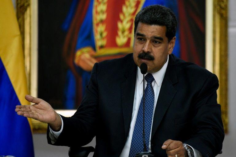 Cette mesure intervient alors que M. Maduro subit une forte pression internationale après sa réélection contestée pour un nouveau mandat présidentiel. (Crédit photo : AFP )