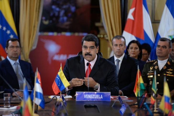 L'initiative, adoptée par 19 voix pour, 4 contre et 11 abstentions, déclare illégitime la réélection de Nicolas Maduro à la présidence du Venezuela et appelle à un processus qui pourrait conduire à la suspension de ce pays de l'OEA. (crédit photo : AFP)
