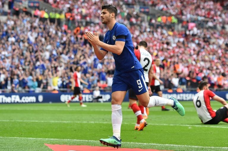 L'attaquant espagnol de Chelsea ne figure pas sur la liste des joueurs retenus pour le Mondial-2018 qui a été présentée ce lundi en conférence de presse par le sélectionneur Julen Lopetegui. (crédit photo : AFP)