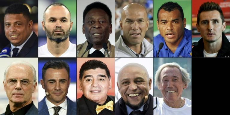 Trois fois vainqueur de la Coupe du monde, Pelé reste dans l'histoire comme le meilleur joueur de tous les temps. (Crédit photo : AFP)