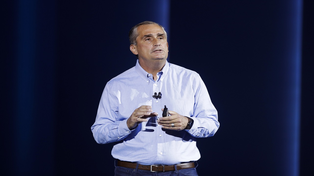 Krzanich joined Intel Corp. in 1982 as an engineer.