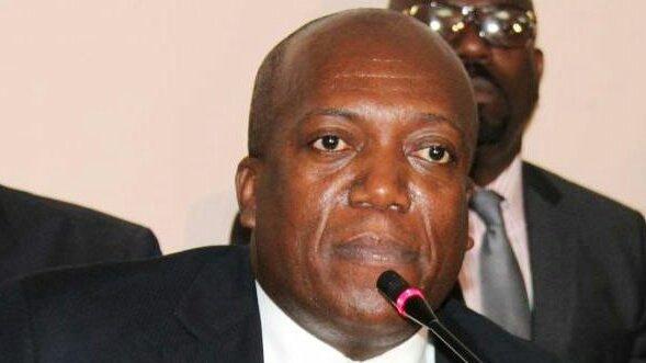 Le ministre Justice et de la Sécurité Publique Jean Roudy ALY. (crédit photo : @MCHaiti)
