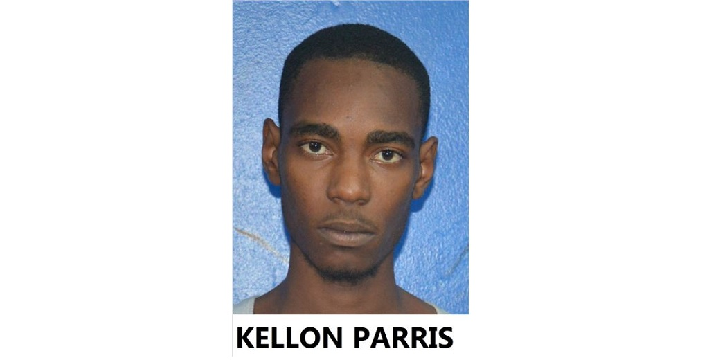 Kellon Parris, charged with sacrilege of catholic church in San Fernando, appeared in court on May 4.