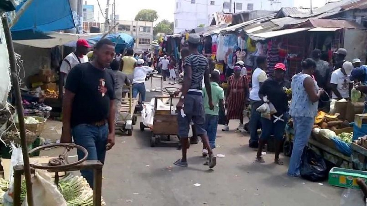 File photo of a section inside the May Pen Market in Clarendon