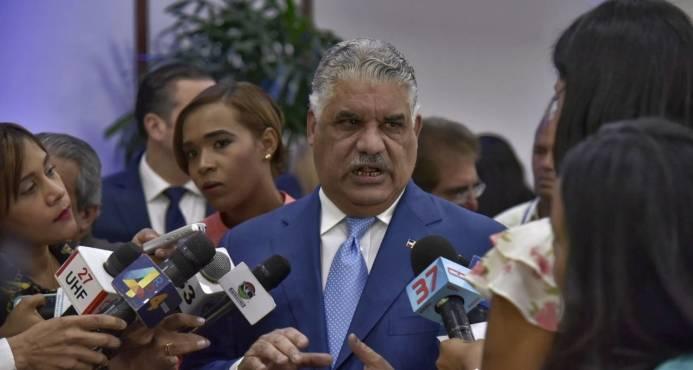 « La RD a un intérêt dans le développement économique et social d'Haïti », selon ce ministre dominicain.  Photo: Diario Libre RD