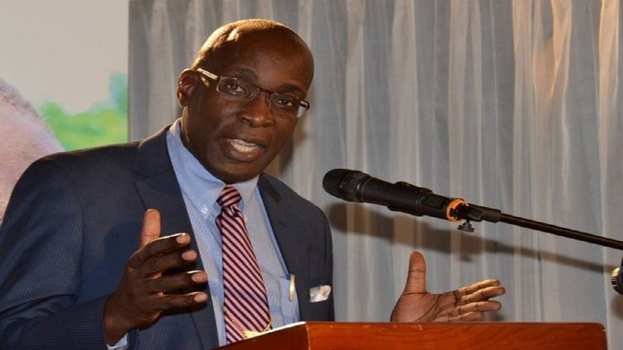 Education Minister Ruel Reid