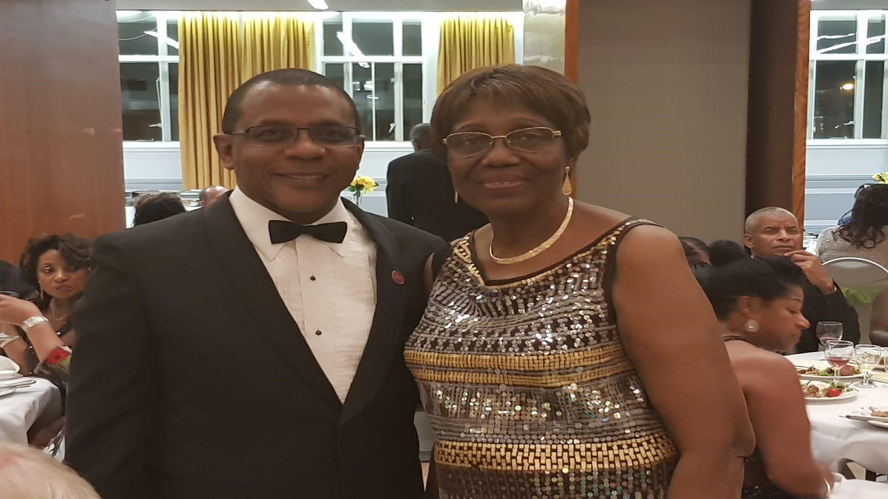 President and Chief Executive Officer of the Victoria Mutual Group Courtney