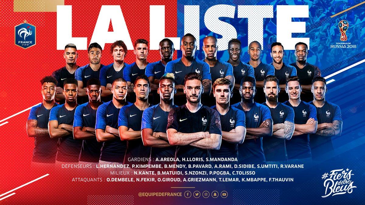 Crédit photo: Equipe de France
