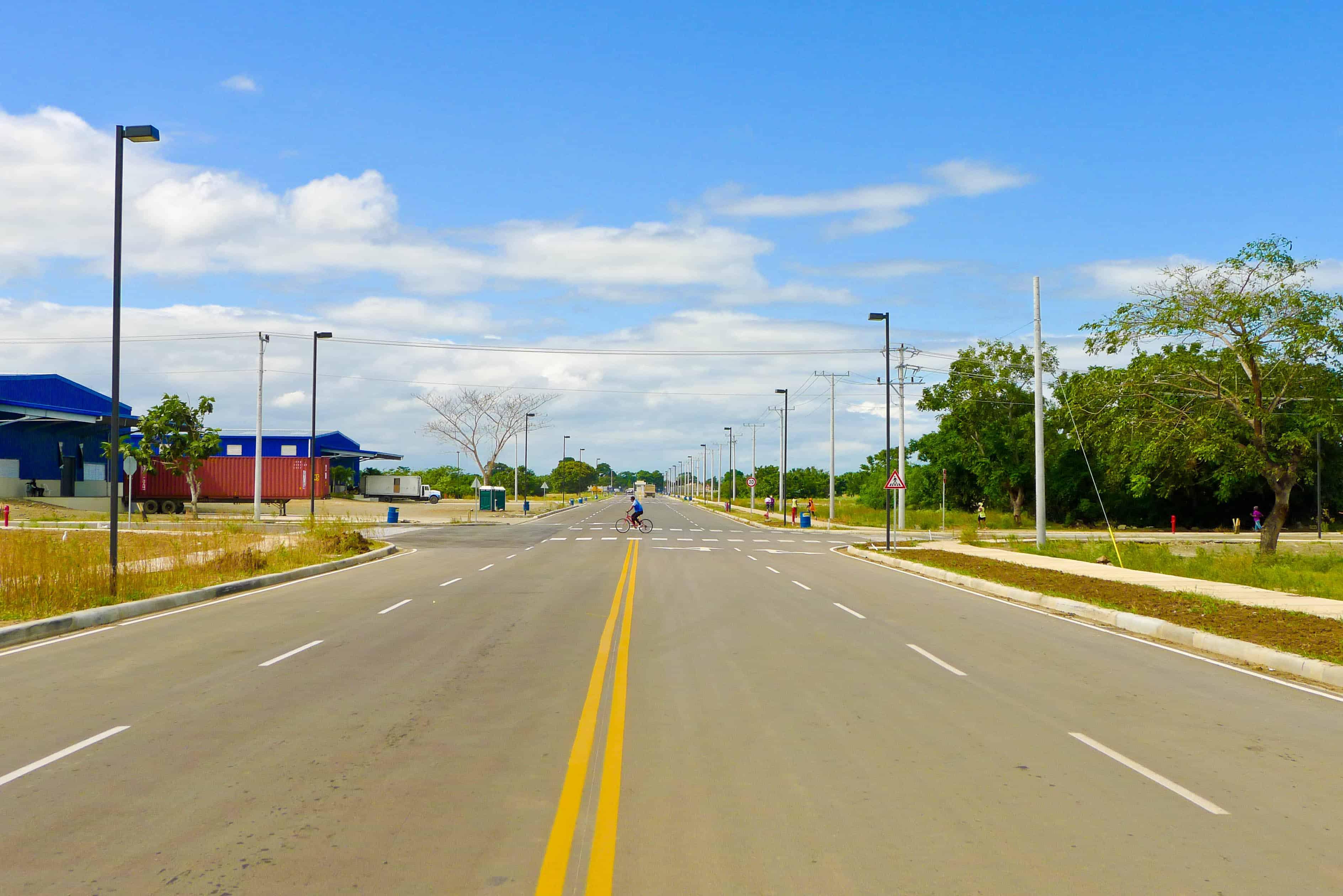 Photo: Patricio Zambrano-Barragán. Parc Industriel de Caracol (PIC)