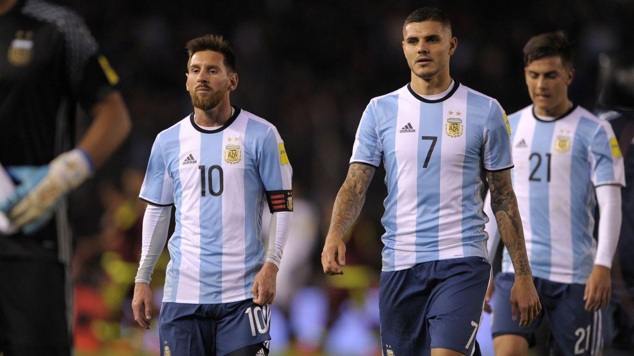 Les Argentins sont tombés dans un groupe piège avec la Croatie de Luka Modric, l'Islande, équipe surprise de l'Euro-2016 qui avait éliminé l'Angleterre en 8e de finale, et le Nigeria, un client réputé. (crédit photo : AFP)