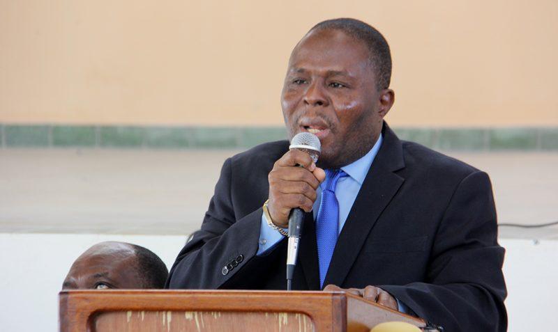 Le ministre de l'Education ne s'est pas encore présenté aux Députés. Photo: Ministère de la Communication